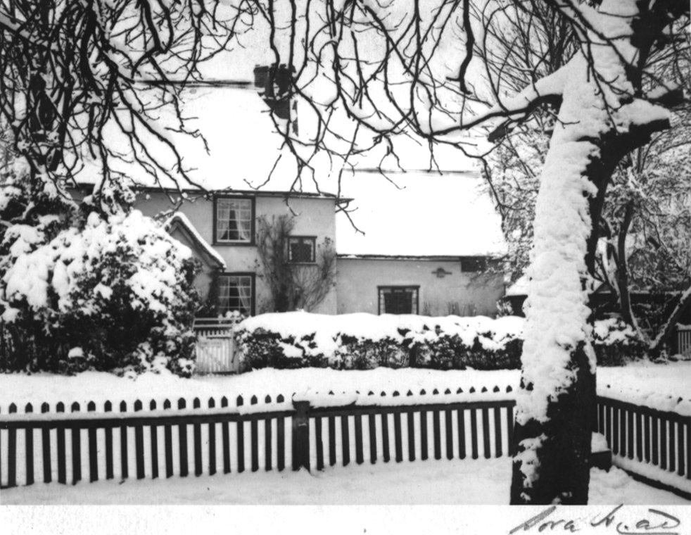 forres in snow
