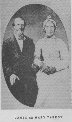 James and Mary Yarrow