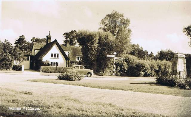 henham willows 1960s