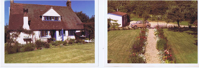 Woodend Cottage 1970s
