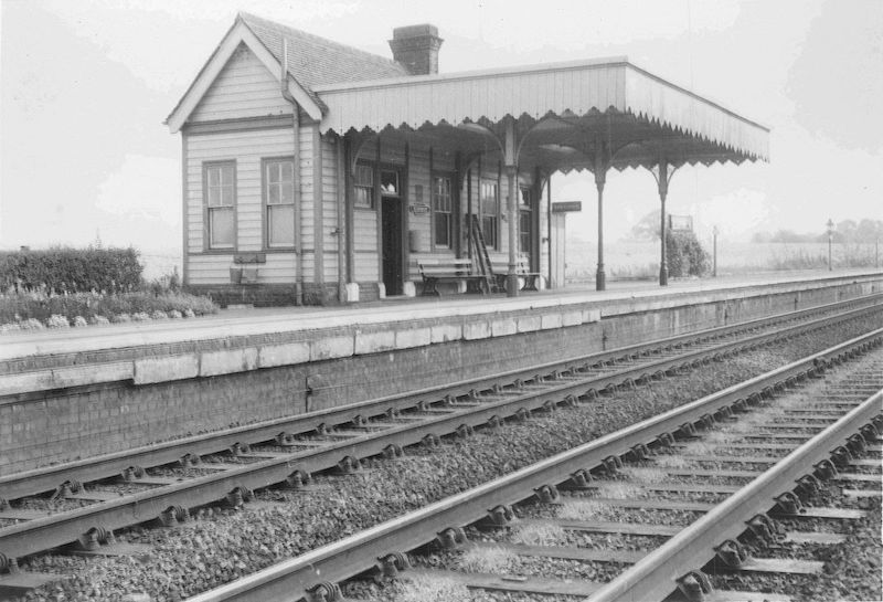 1965 elsenham station north