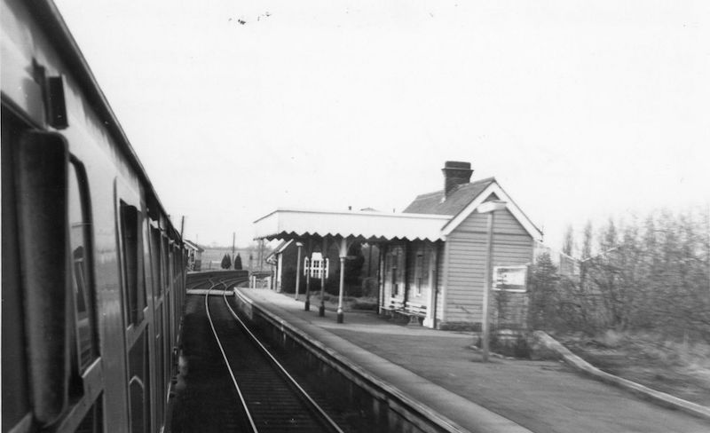 1973 elsenham station