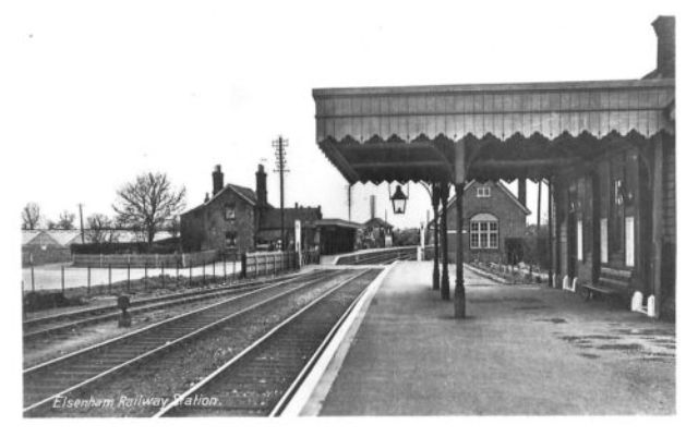 Elsenham Station