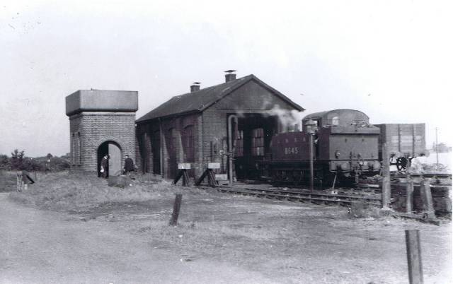 Thaxted Engine Shed