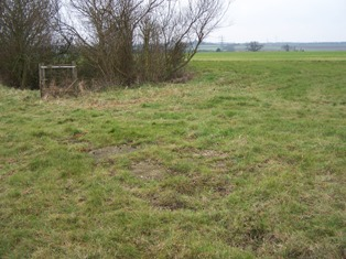 the site of Brayshot Cottage in Little Henham