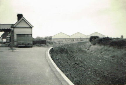 1954 elsenham station