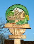 Henham Village Sign
